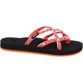 Teva Olowahu Sandals Women zaro tiger lily